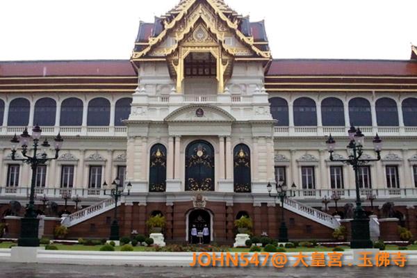 大皇宮(Grand Palace)和玉佛寺(Wat Phra Kaeo)泰國曼谷23