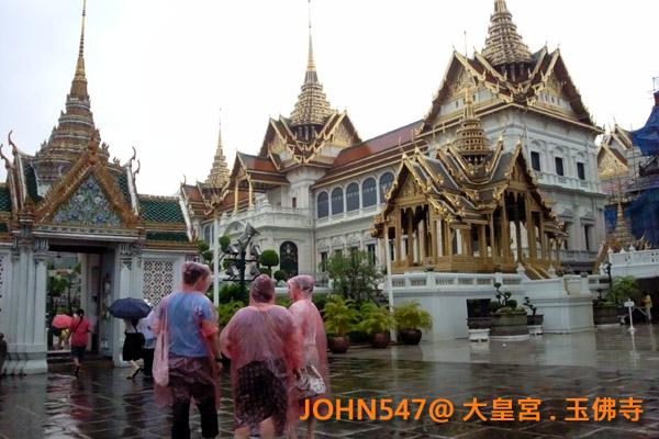 大皇宮(Grand Palace)和玉佛寺(Wat Phra Kaeo)泰國曼谷24