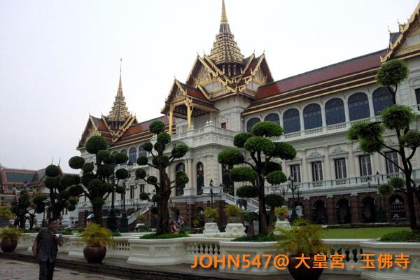 大皇宮(Grand Palace)和玉佛寺(Wat Phra Kaeo)泰國曼谷26