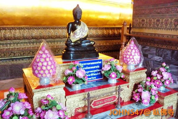 臥佛寺(Wat Pho)Bangkok Thai泰國曼谷2