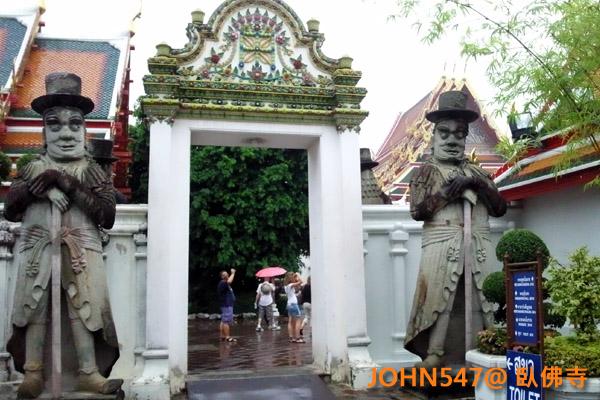 臥佛寺(Wat Pho)Bangkok Thai泰國曼谷7
