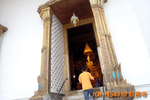 臥佛寺(Wat Pho)Bangkok Thai泰國曼谷8