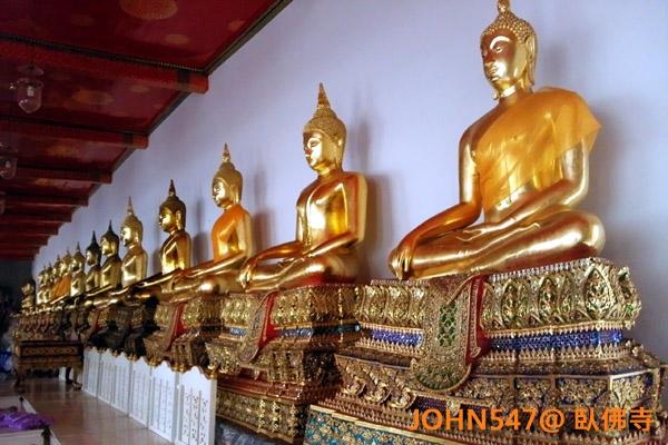 臥佛寺(Wat Pho)Bangkok Thai泰國曼谷10
