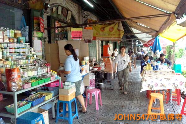 臥佛寺(Wat Pho)Bangkok Thai泰國曼谷12