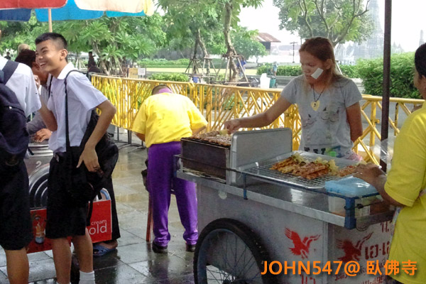 臥佛寺(Wat Pho)Bangkok Thai泰國曼谷14