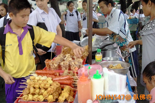 臥佛寺(Wat Pho)Bangkok Thai泰國曼谷17