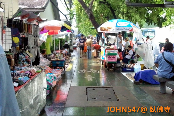 臥佛寺(Wat Pho)Bangkok Thai泰國曼谷18