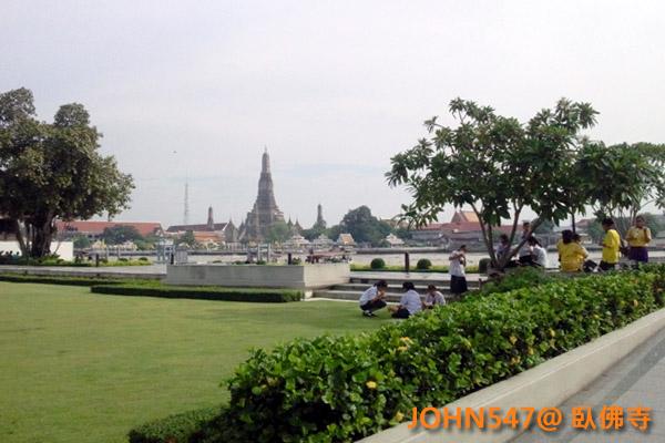 臥佛寺(Wat Pho)Bangkok Thai泰國曼谷26