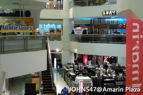 泰國曼谷Amarin Plaza捷運邊百貨chit lom站3