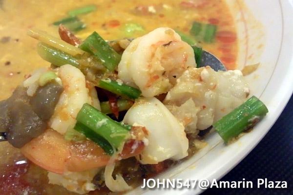 泰國曼谷Amarin Plaza捷運邊百貨chit lom站 美食街4