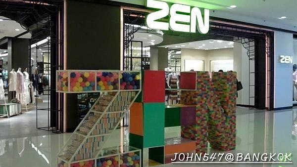 [曼谷逛百貨]Central World:Zen百貨、世貿中心(Central world plaza)、伊勢丹百貨(iSETAN)3