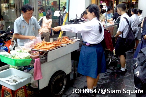 Siam (暹羅廣場) 週邊 泰國曼谷西門町0b