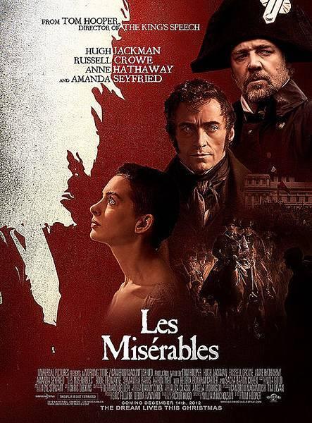 Les Miserables poster 4