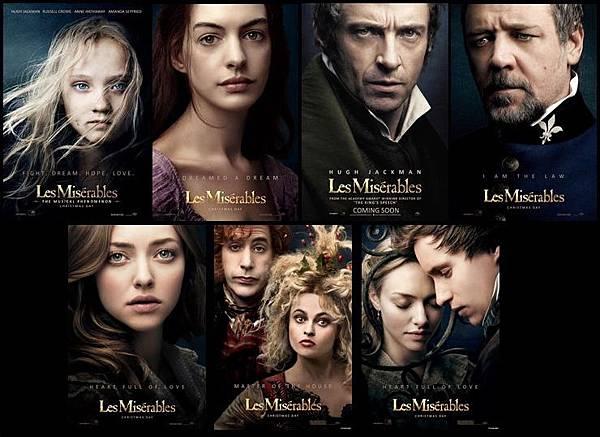 Les Miserables poster 6