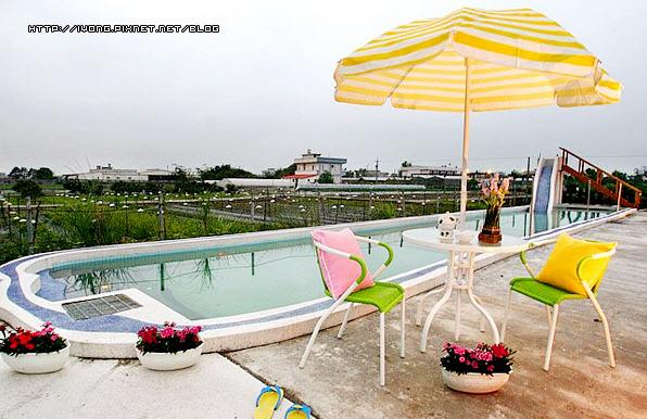 不一小棧,宜蘭特色民宿 附游泳池