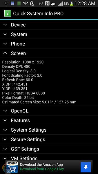 Samsung Galaxy S4 更多螢幕截圖洩漏4
