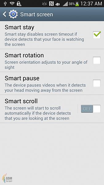 Samsung Galaxy S4 更多螢幕截圖洩漏10