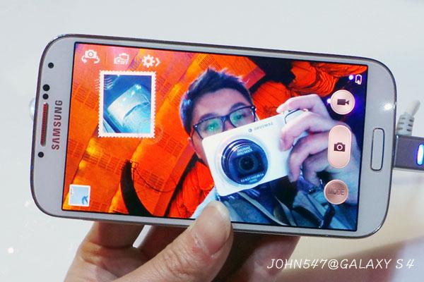 Samsung Galaxy S4 JOHN HANDS ON