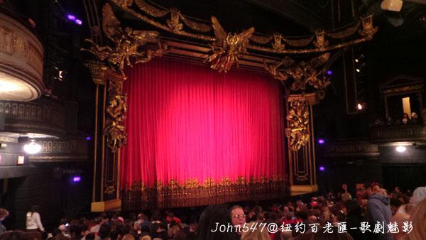 紐約百老匯The Phantom of the Opera歌劇魅影6