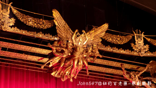 紐約百老匯The Phantom of the Opera歌劇魅影7