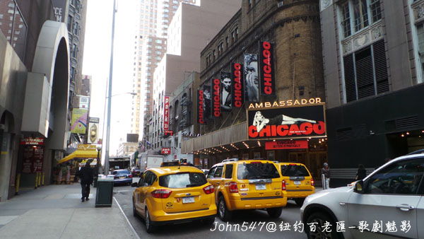 紐約百老匯The Phantom of the Opera歌劇魅影10