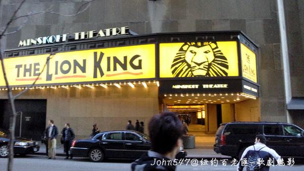 紐約百老匯The Phantom of the Opera歌劇魅影11