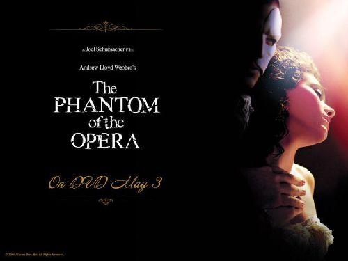 The Phantom Of The Opera(2004 Movie Soundtrack)