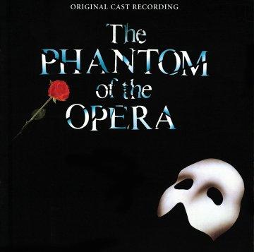 The Phantom Of The Opera 音樂劇原聲帶  歌劇魅影全集