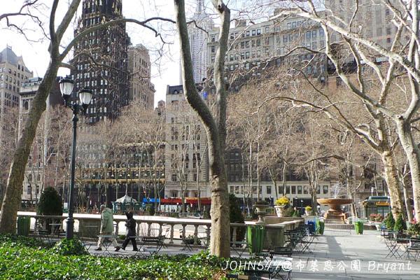 紐約觀光-布萊恩公園 Bryant Park8