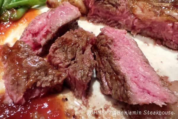紐約 Benjamin Steakhouse 班傑明牛排館9