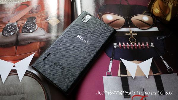Prada Phone by LG 3.0 P940最時尚智慧手機A