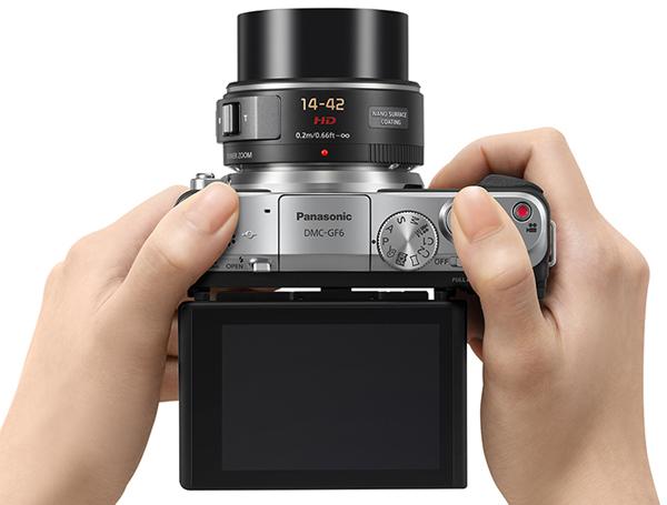 Panasonic GF6 m46微單眼相機 LUMIX DMC-GF6 女朋友6號3