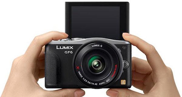 Panasonic GF6 m46微單眼相機 LUMIX DMC-GF6 女朋友6號2