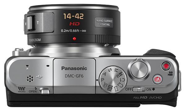Panasonic GF6 m46微單眼相機 LUMIX DMC-GF6 女朋友6號5