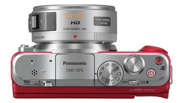 Panasonic GF6 m46微單眼相機 LUMIX DMC-GF6 女朋友6號9