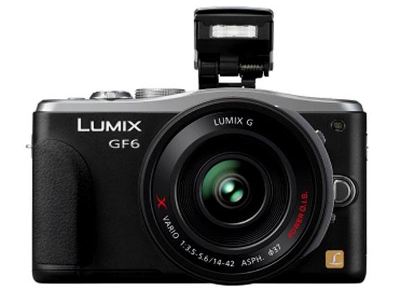 Panasonic GF6 m46微單眼相機 LUMIX DMC-GF6 女朋友6號8