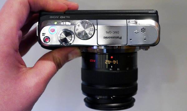 Panasonic GF6 m46微單眼相機 LUMIX DMC-GF6 女朋友6號20