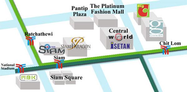 Pratunam Market水門批發市場 3