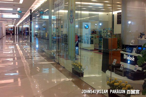 泰國曼谷SIAM PARAGON 暹羅百麗宮百貨 siam站7
