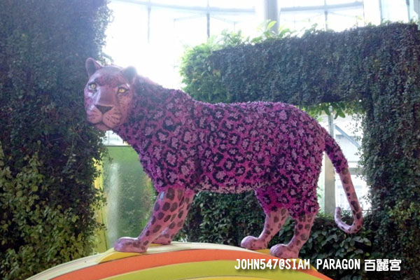 泰國曼谷SIAM PARAGON 暹羅百麗宮百貨 siam站15