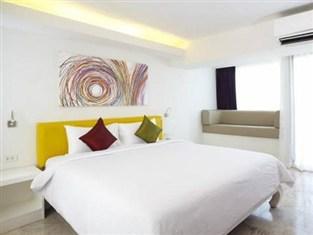 蘇梅島住宿 Samui Verticolor (蘇梅島垂直顏色酒店)room