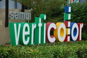 蘇梅島住宿 Samui Verticolor (蘇梅島垂直顏色酒店)LOGO