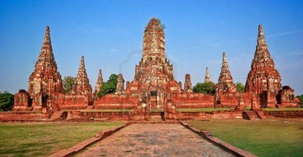 泰國大城 Ayutthaya (阿育塔亞) 世界遺產級的城市博物館