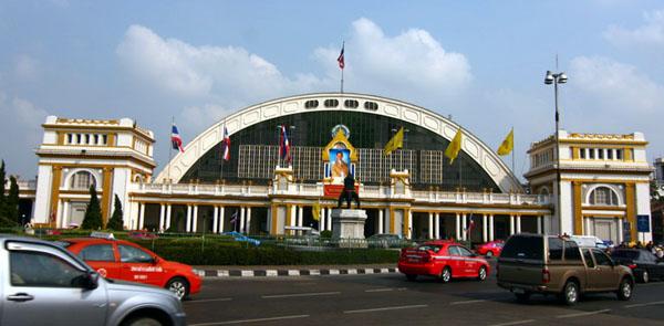 曼谷中央車站(Hua Lamphong華藍蓬車站) 3
