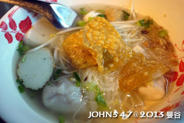 泰國曼谷 BTS莎拉當站周邊夜市 Sala daeng4