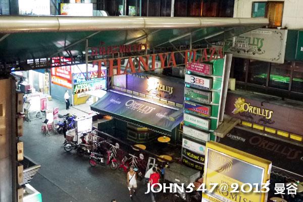 泰國曼谷 BTS莎拉當站周邊夜市 Sala daeng7