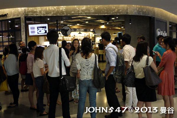 泰國曼谷 SILOM COMPLEX百貨公司Sala daeng5