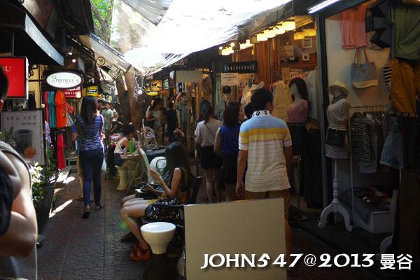 恰圖恰週末市集(札都甲Chatuchak weekend market)