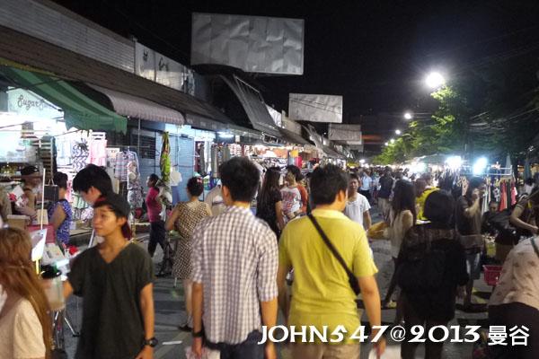 恰圖恰週末市集(札都甲Chatuchak weekend market) 夜市