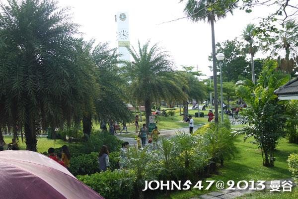 恰圖恰週末市集(札都甲Chatuchak weekend market)札都甲公園1